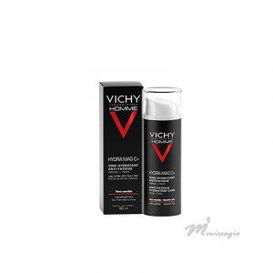 Vichy Homme HYDRA MAG C + Tratamento hidratante antifadiga Rosto + Olhos 50ml