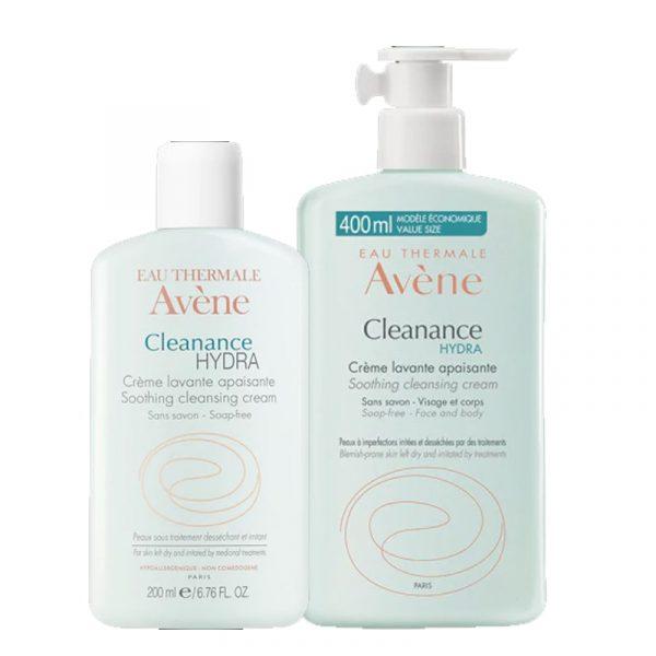 Avène Cleanance Hydra Creme Lavante Suavizante
