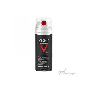 Vichy Homme Anti-transpirante Tripla Difusão 150ml