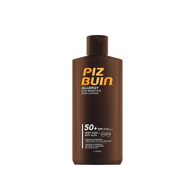 Piz Buin Allergy Loção Pele Sensível ao Sol Spray 200ml FPS 50+