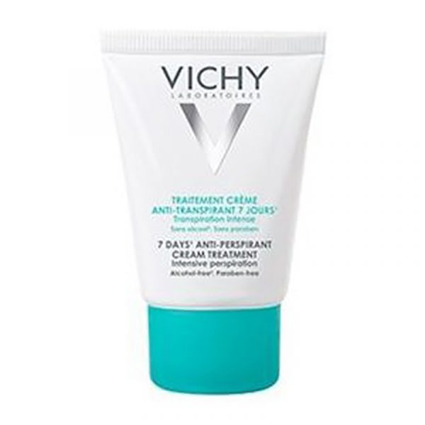 Vichy Desodorizante Antitranspirante 7Dias Creme 30mL