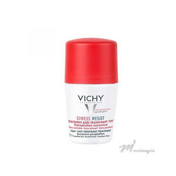 Vichy Desodorizante STRESS RESIST Antitranspirante 72H Roll-On 50mL