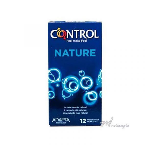 Control Nature Preservativos