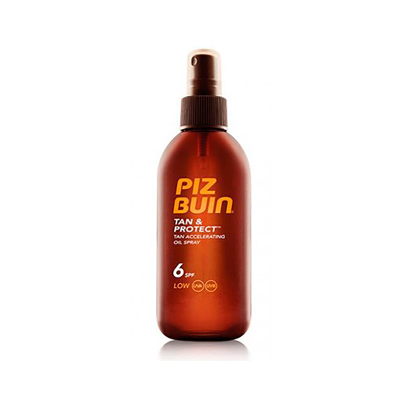 Piz Buin Tan & Protect FPS 6+ Óleo 150mL