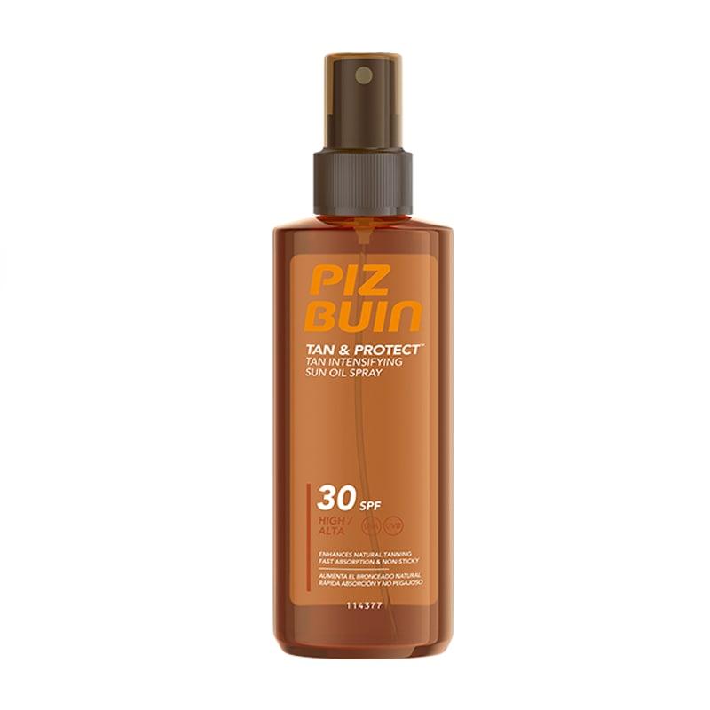 Piz Buin Tan & Protect Óleo Spray 150ml FPS 30