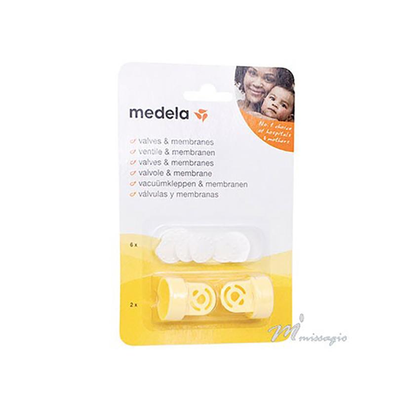 Medela Pack Válvula + Membrana 2+6