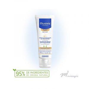 Mustela Bebé Cold Cream Creme Nutri-protetor 40mL