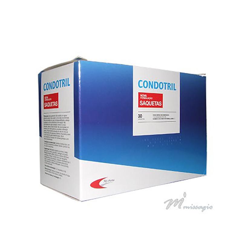 Condotril Articulações - Manutenção Regeneração cx 30 Saquetas