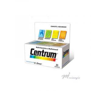 Centrum Vitaminas de A a Z 30 comprimidos