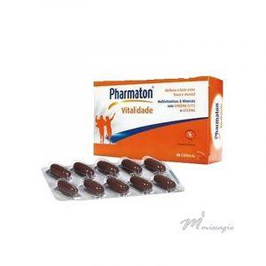 Pharmaton Vitalidade 30 cápsulas