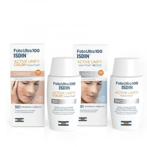 Isdin FotoUltra 100 Active Unify Fusion Fluid FPS 50+ 50ml