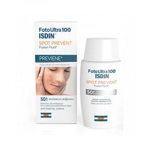 Isdin FotoUltra 100 Spot Prevent Fusion Fluid FPS 50+ 50ml