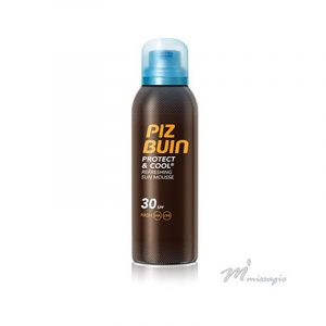 PizBuin Protect & Cool FPS 30+ Mousse Refrescante 150ml