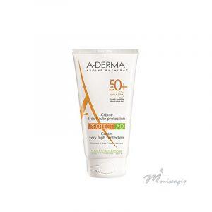 A-Derma Protect AD Creme de Proteção Muito Alta FPS 50+ UVB+UVA 150ml