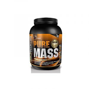 GOLD NUTRITION Pure Mass Baunilha 1,5Kg