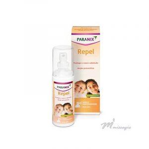 PARANIX Repel - Spray Vaporizador Repelente Piolhos 100ml