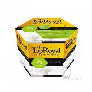 Theralab TOP ROYAL +5 com Propólis e Lactobacillus 20 ampolas 15ml