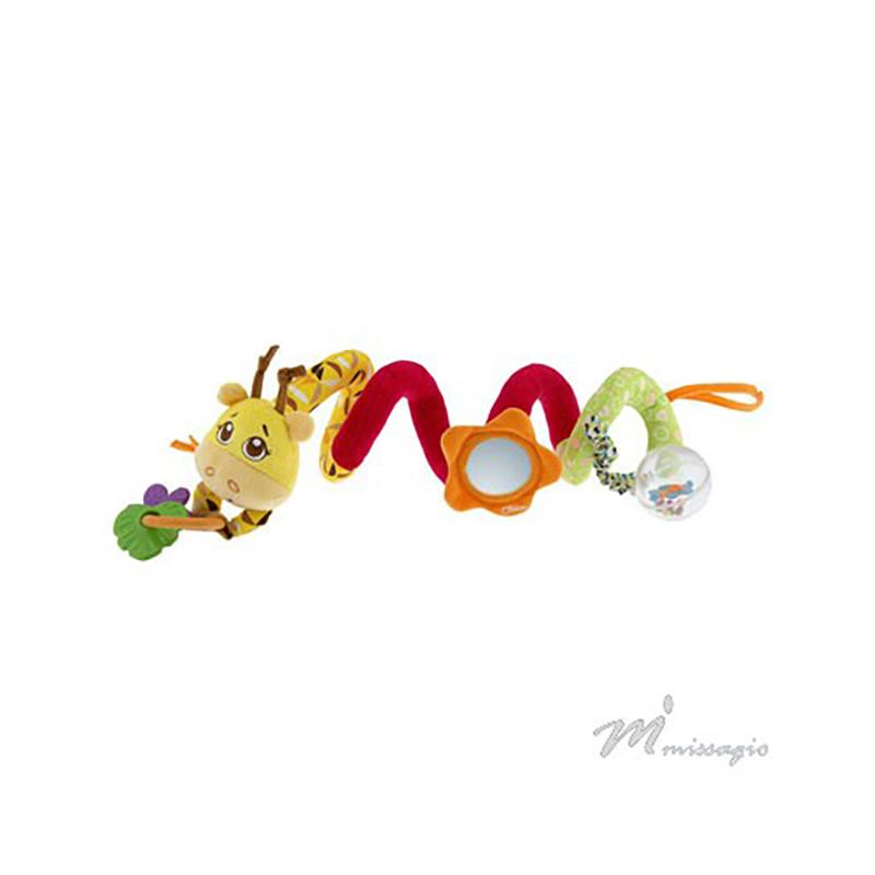 Chicco Brinquedo Cordão de Passeio Mrs Girafa 5m+