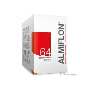Almiflon Suplemento Alimentar Para Pernas Felizes 64 comprimidos