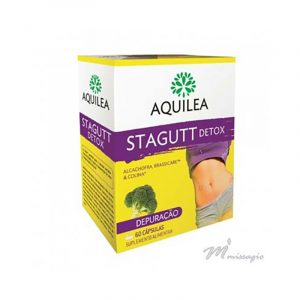 Aquilea STAGUTT DeTox 60 cápsulas