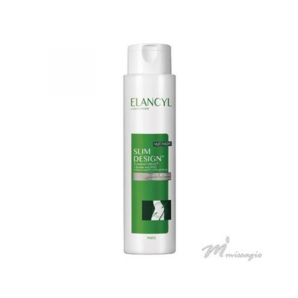Elancyl Slim Design NOITE CUIDADO ANTI-CELULITE REBELDE 200ml