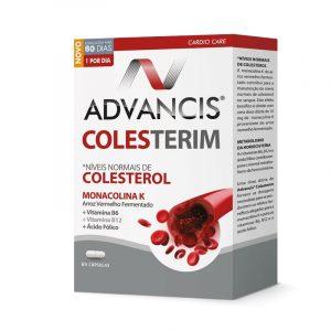 Advancis Colesterim - Saúde Cardiovascular - Colesterol
