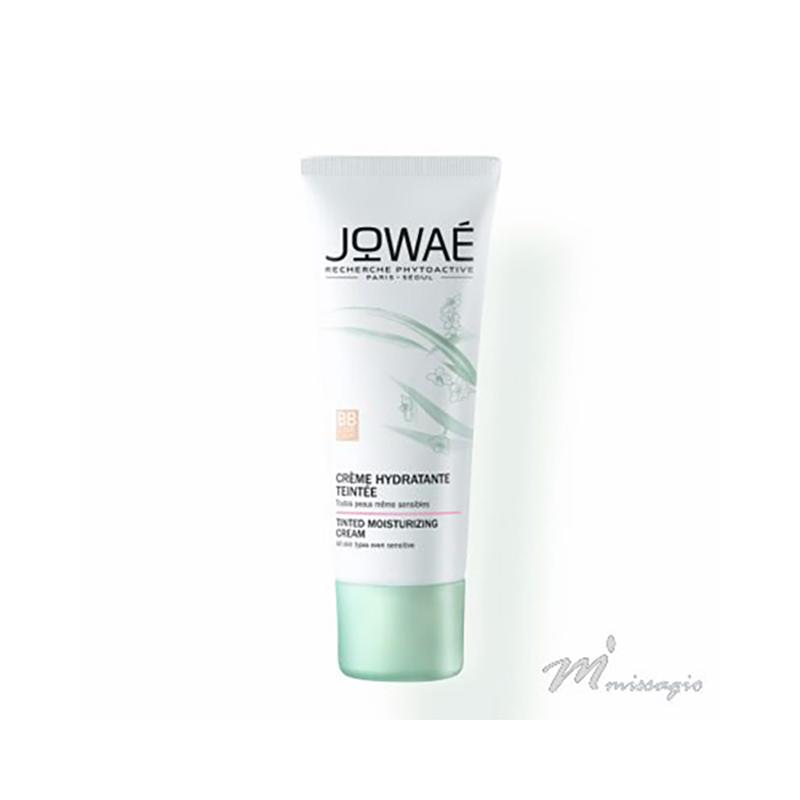 Jowaé Hidratação Creme Hidratante Com Cor - Tom Claro 30mL