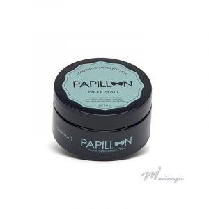 Papillon London Cosmetics for Men Fiber Mat - Cera Cabelo Fixação Forte 75ml