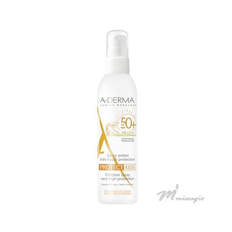 A-Derma Protect Spray Criança Proteção Muito Alta FPS 50+ 200ml