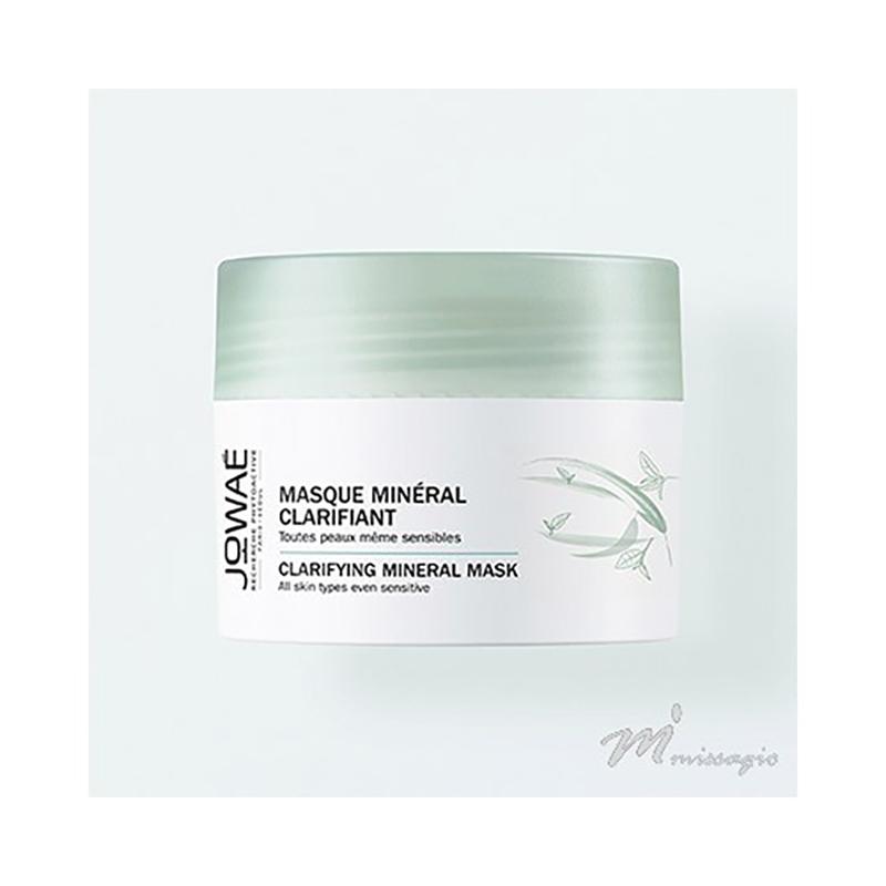 Jowaé - Chá Branco - Máscara Mineral Clarificante 50ml