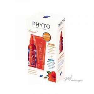 Phytoplage Óleo Alta Proteção Cabelo 100ml OFERTA de Pente Phyto