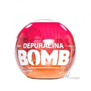 Depuralina Bomb Effect com Sinetrol 60 cápsulas