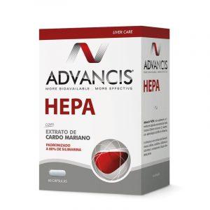 Advancis Hepa comprimidos - Saúde Digestiva - Fígado