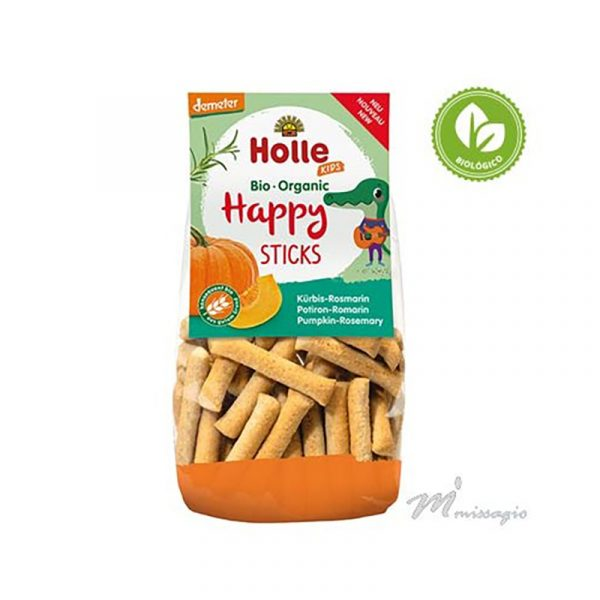 HOLLE Happy Sticks Abóbora e Alecrim Biológicos