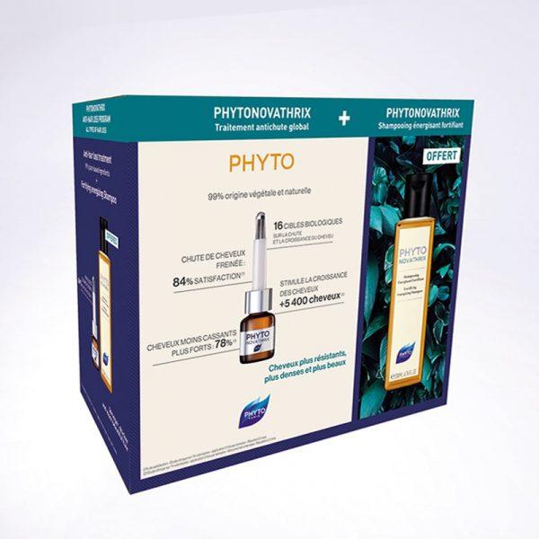 Phytonovatrix Ampolas Cuidado Antiqueda Global 12x3.5ml OFERTA Champo Phytonovatrix