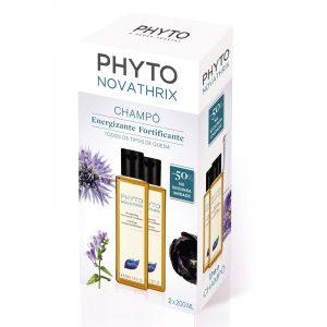 Phytonovatrix Champô Energizante Fortificante 200ml