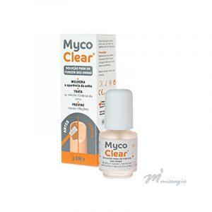 Myco Clear Solução Fungica 3em1 4ml