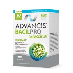 Advancis Bacilpro Intestinal 10 cápsulas