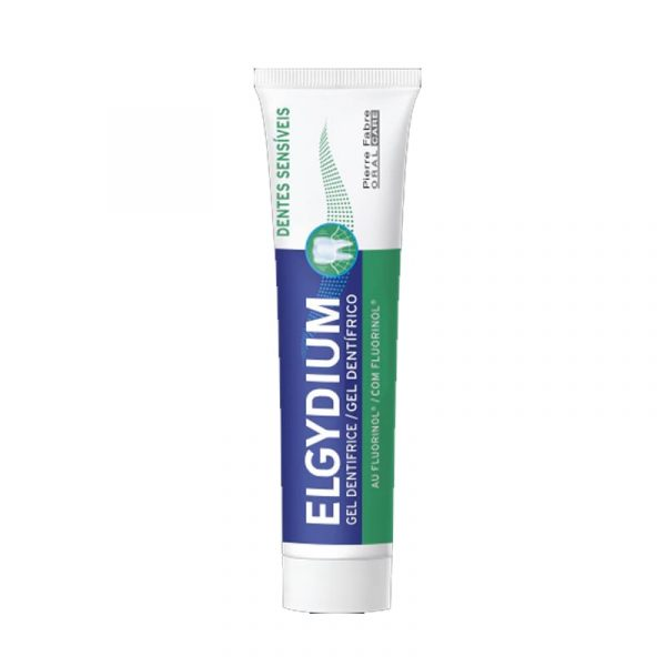 Elgydium Gel Dentífrico Dentes Sensíveis 75ml