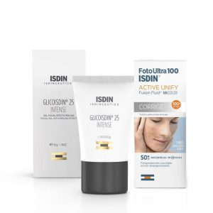 Glicoisdin Peeling Gel + FotoUltra Active Unify