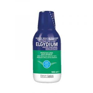 Elgydium Colutório com Flúor Proteção Esmalte 500ml