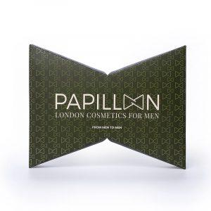 Papillon London Cosmetics for Men Upton Eau de Parfum + Anti-Age + Pulseira Caixa
