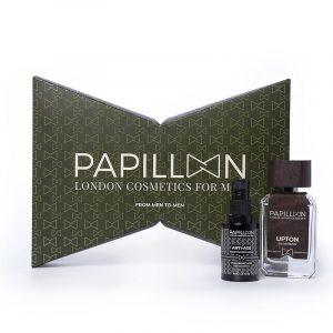 Papillon London Cosmetics for Men Upton Eau de Parfum + Anti-Age + Pulseira Produtos