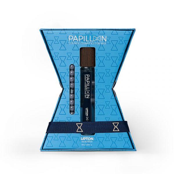Papillon London Cosmetics for Men Upton Eau de Parfum + Pulseira