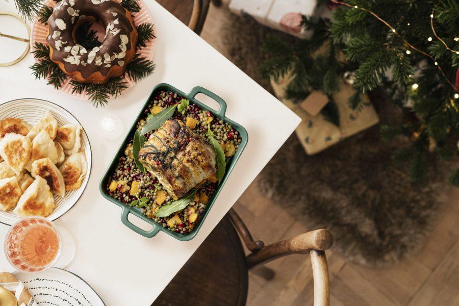 Natal à mesa