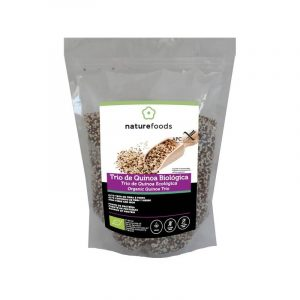 Nature Foods Trio Quinoa Biológica 500g